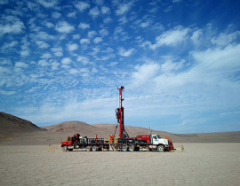 News from the PAG Drilling Team